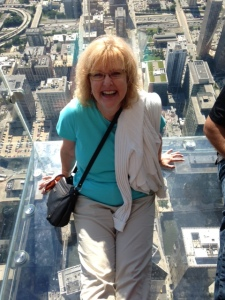On top of the world...in the Windy City