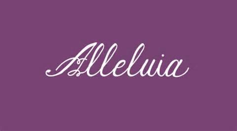 PurpleAlleluia