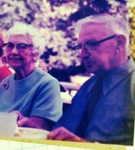 Grandma and Grandpa...daily Communicants...a Eucharistic people