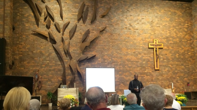 SLU's Dr. Norman White at St. Joe Manchester