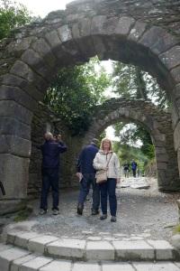 Gateway at Glendalough